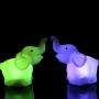 Veilleuse Eléphant LED