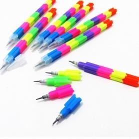X4 Stylo 8 couleurs pour enfant