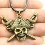 Médaillon de Pirate