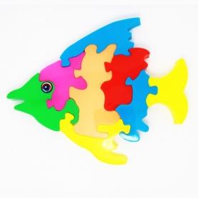 Puzzle poisson 3D