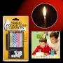 X10 Bougies Magiques d'Anniversaire qui se rallument
