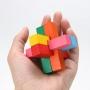 Puzzle Casse-tête cube en bois