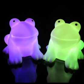 Veilleuse Grenouille LED