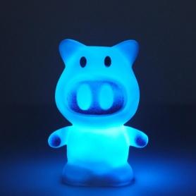Veilleuse Cochon LED