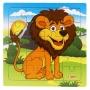 Puzzle en bois Lion 16 pièces