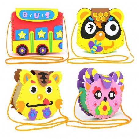 Kit couture sac à main pour enfant