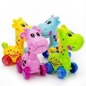 Girafe jouet à remonter