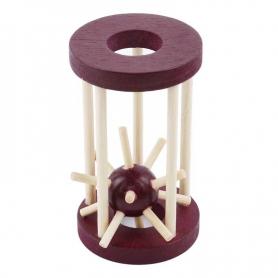 Casse-tête en bois 3D