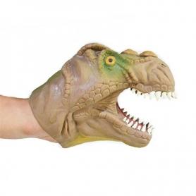 Marionnette à main tête de Dinosaure