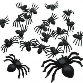 X50 Araignées en plastique