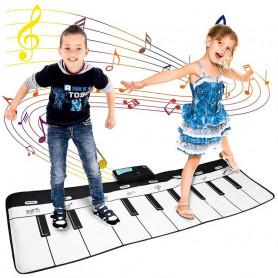 Tapis de musique Piano