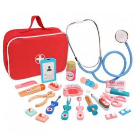 Kit complet Mallette de docteur enfant