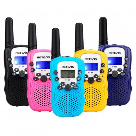 Talkie-walkie pour enfants 800 mètres
