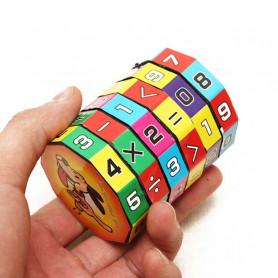 Puzzle Cube apprendre à compter
