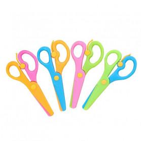 Ciseaux en plastique pour enfants