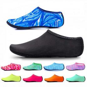 Chaussure d'eau sans lacets
