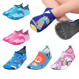Chaussures de plage animaux