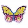 Plaque Papillon pour perles à repasser