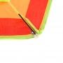 Cerf-volant multicolore