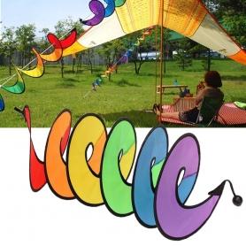 Spirale à suspendre multicolore Twister