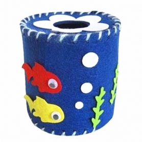 Pot à coudre et à décorer pour enfant