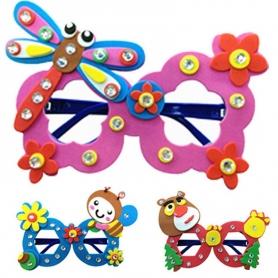 Kit lunettes à décorer