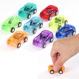 Mini voiture jouet à remonter